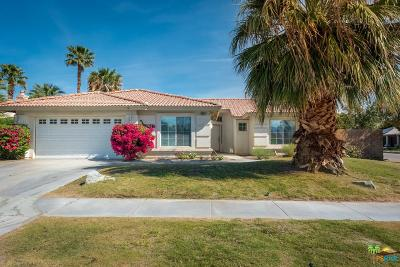 Cathedral City Single Family Home For Sale: 69950 Rochester Road