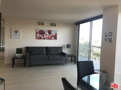 Los Angeles County Condo/Townhouse For Sale: 10751 Wilshire #908