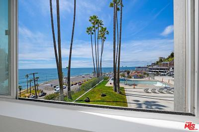 Pacific Palisades Condo/Townhouse For Sale: 17366 West Sunset Boulevard #105