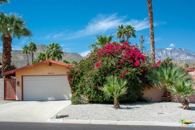 Cathedral City Single Family Home For Sale: 38073 Chris Drive
