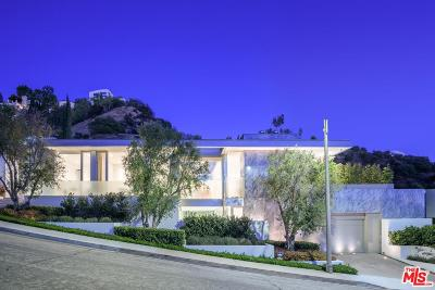 Single Family Home For Sale: 1814 North Doheny Drive