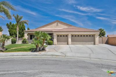 Palm Springs Single Family Home Active Under Contract: 3500 North Avenida San Gabriel Road