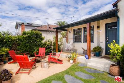 Venice Single Family Home Active Under Contract: 1018 Marco Place