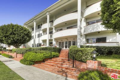 Santa Monica Condo/Townhouse For Sale: 521 Montana Avenue #201