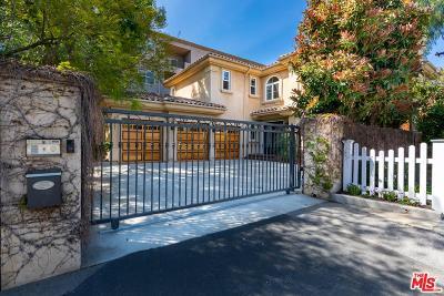Studio City Single Family Home For Sale: 12441 Rye Street