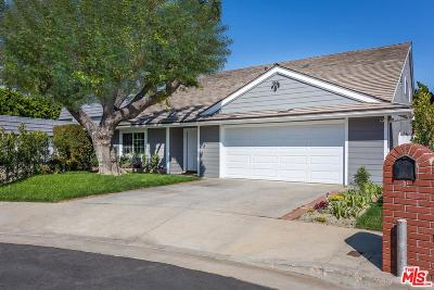 Sherman Oaks Single Family Home Active Under Contract: 14251 Margate Street