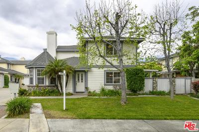 Monrovia Single Family Home For Sale: 917 West Walnut Avenue
