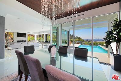 Single Family Home For Sale: 8469 Hillside Avenue
