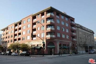 Pasadena Condo/Townhouse For Sale: 125 North Raymond Avenue #510