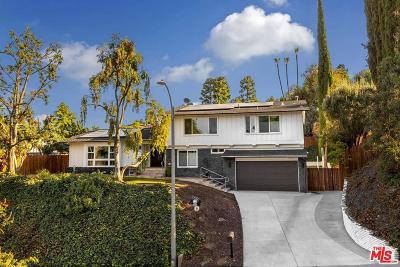 Single Family Home For Sale: 16544 Park Lane Drive
