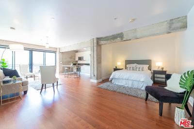 Los Angeles Condo/Townhouse For Sale: 416 South Spring Street #608