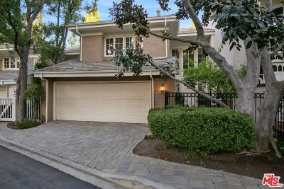 Los Angeles Condo/Townhouse For Sale: 12560 The Vista Vista