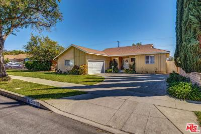 Sylmar Single Family Home Active Under Contract: 12130 Rossiter Avenue