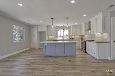 Desert Hot Springs Single Family Home Active Under Contract: 64634 Pinehurst Circle