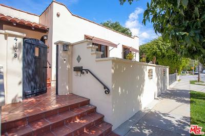 Los Angeles County Residential Income For Sale: 4170 Ince