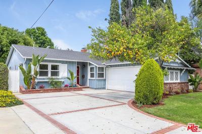 Van Nuys Single Family Home For Sale: 15111 Haynes Street