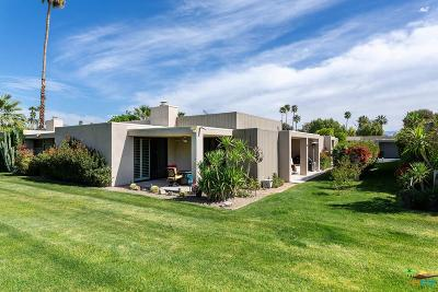 Palm Springs Condo/Townhouse Active Under Contract: 1837 South La Paloma