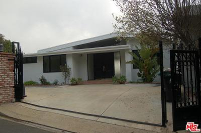 Los Angeles County Rental For Rent: 1572 Tower Grove Drive