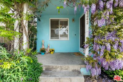 Culver City Single Family Home For Sale: 12242 Herbert Street