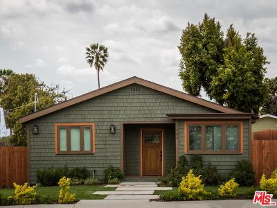 Single Family Home For Sale: 505 Belmont Avenue
