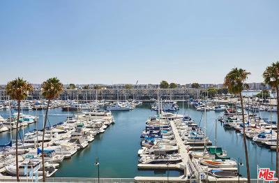 Marina Del Rey Condo/Townhouse Active Under Contract: 4267 Marina City Drive #212