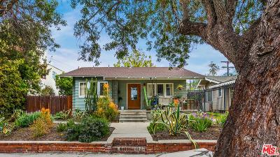Los Angeles Single Family Home For Sale: 4846 Glacier Drive