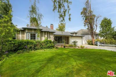 Valley Village Single Family Home For Sale: 12145 Blix Street
