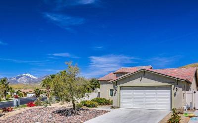 Desert Hot Springs Single Family Home For Sale: 64312 Eagle Mountain Avenue