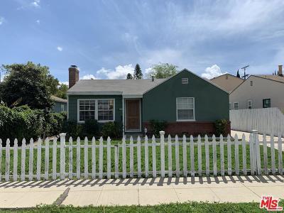 Van Nuys Single Family Home For Sale: 14208 Tiara Street
