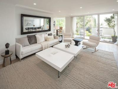 Los Angeles County Condo/Townhouse Active Under Contract: 818 North Doheny Drive #202