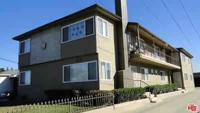 Inglewood Residential Income For Sale: 614 Hill Street