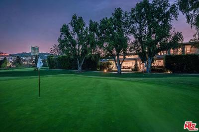 Toluca Lake Single Family Home For Sale: 10424 Valley Spring Lane