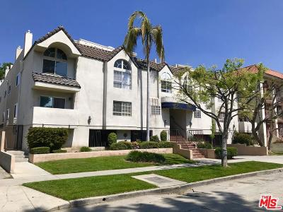 North Hollywood Condo/Townhouse For Sale: 11119 Camarillo Street #110