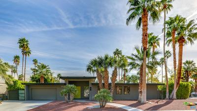 Palm Springs Single Family Home For Sale: 1994 South Yucca Place