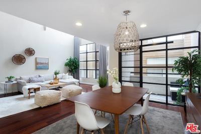Los Angeles County Condo/Townhouse For Sale: 11636 Montana Avenue #311