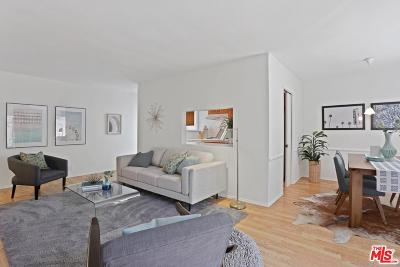 West Hollywood Condo/Townhouse Active Under Contract: 1411 North Hayworth Avenue #17
