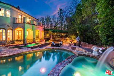 Tarzana Single Family Home For Sale: 18414 Corazon Circle