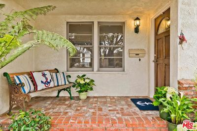 Single Family Home For Sale: 6332 West 84th Place