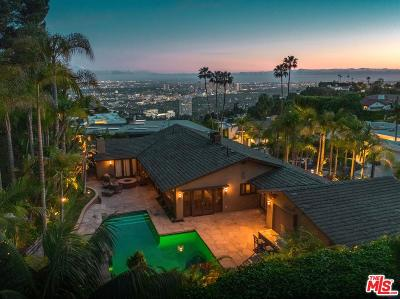 Single Family Home For Sale: 1744 North Doheny Drive