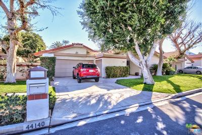 Indian Wells Single Family Home For Sale: 44140 Tahoe Circle