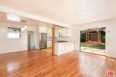 Santa Monica Single Family Home For Sale: 1847 18th Street