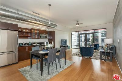 Los Angeles Condo/Townhouse Active Under Contract: 1111 South Grand Avenue #712