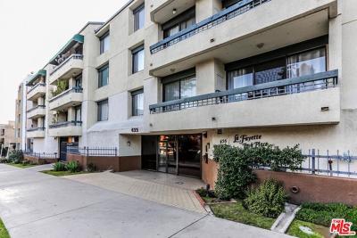 Condo/Townhouse For Sale: 435 South La Fayette Park Place #205