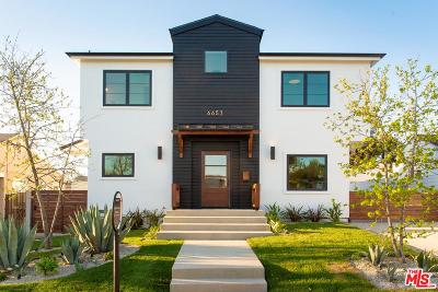 Single Family Home For Sale: 6653 West 82nd Street