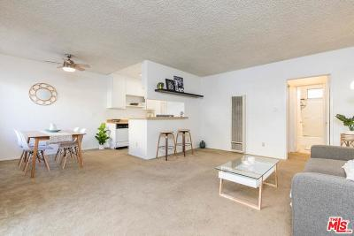 Los Angeles Condo/Townhouse For Sale: 1522 South Centinela Avenue #204