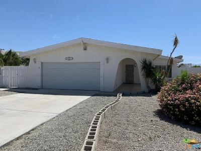 Desert Hot Springs Single Family Home For Sale: 66437 San Marcus Road