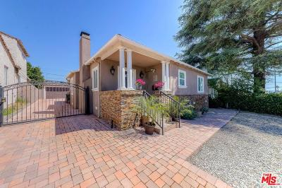 Burbank Single Family Home For Sale: 2504 North Keystone Street