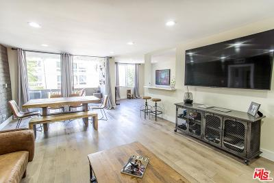 Los Angeles County Condo/Townhouse For Sale: 11970 Montana Avenue #208