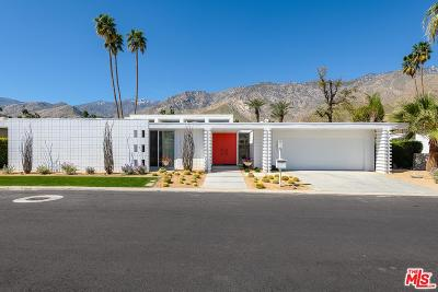 Palm Springs Single Family Home For Sale: 2651 West Kings Road