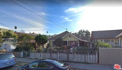 Los Angeles County Single Family Home Active Under Contract: 2318 West 2nd Street